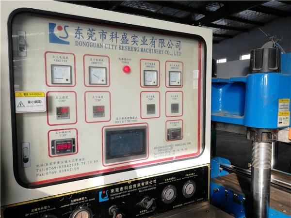 Computer control vulcanization system