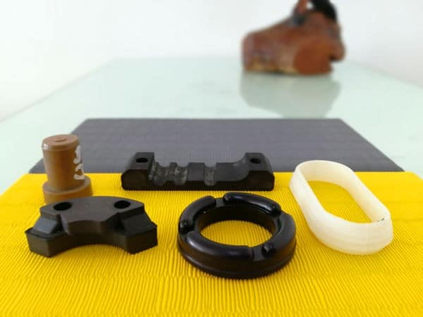 Custom Molded Rubber Product