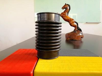 Neoprene rubber bellows