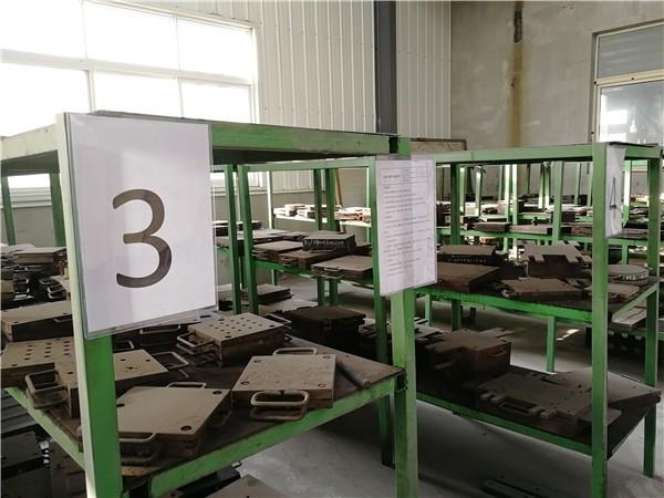 Mold Storage Area