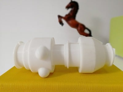 Molded silicone proucts
