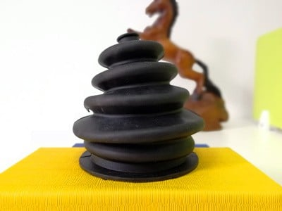 molden rubber bellows