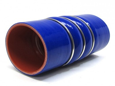 Heat Resistance Flexible Fabric Reinforced Silicone Hose