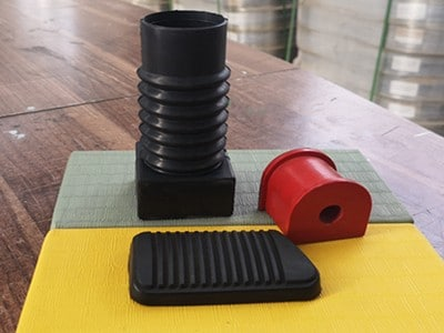 Molded Rubber Parts Custom Molded Rubber
