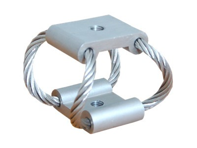 CR Compact Wire Rope Isolator