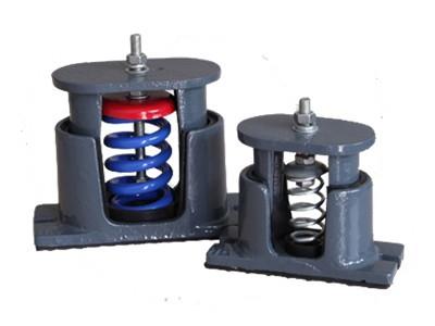 ZTE Damping Spring Isolator