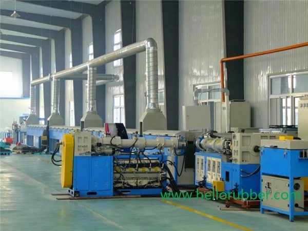 extrusion production line (1)