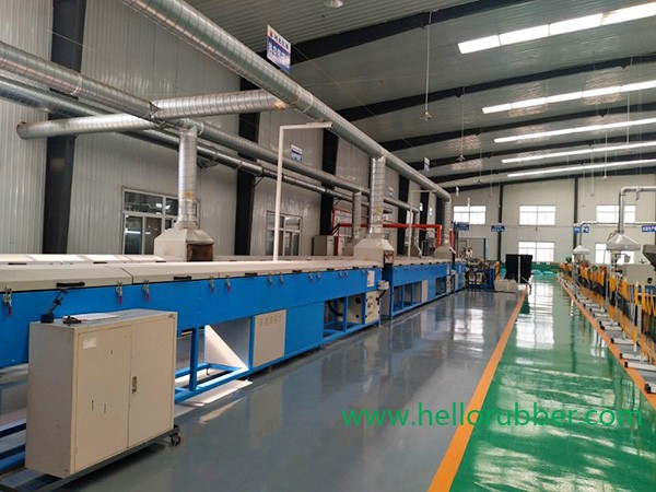 extrusion production line (3)